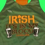 Girls Irish Pinnies