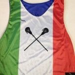 Italian Flag Lacrosse Pinnies – Italian Flag Lax Pinnies