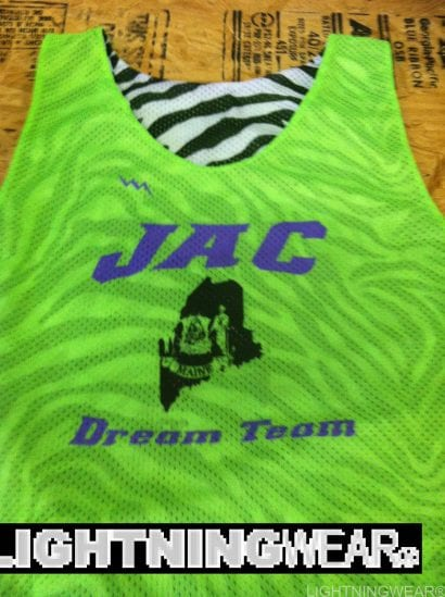jac dream team pinnies