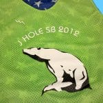 J Holes SB 2012 Pinnies