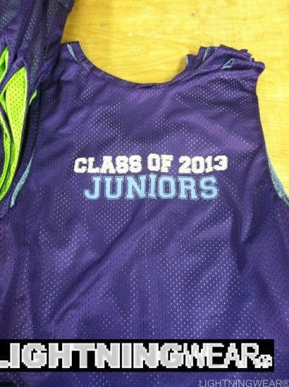 juniors pinnies
