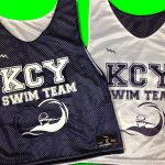 KCY Swim Team Pinnies