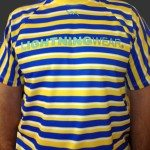 Striped Lacrosse Shooter Shirts