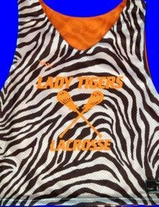 Zebra Print Reversible Jerseys