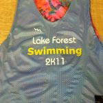 Lake Forest Swimming Pinnies