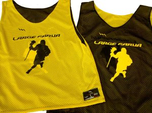 Large Farva Lax Pinnies