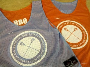 Orange Powder Blue Pinnies