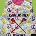 Lax It Up Pinnies
