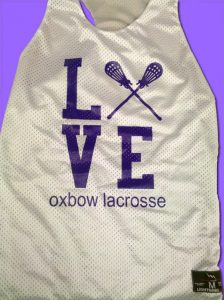 Oxbow Lacrosse Pinnies