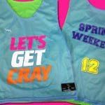 Spring Weekend Jerseys