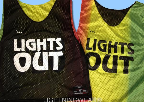lights out lacrosse pinnies