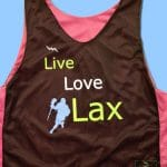 Live Love Lax Pinnies