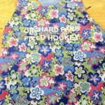 Floral Field Hockey Pinnies