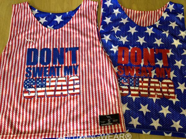 swag flag pinnies
