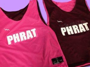 Phrat Reversible Jerseys