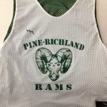 Pine Richland Lacrosse Pinnies
