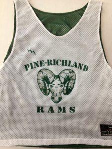 Pine Richland Lacrosse Pinnies