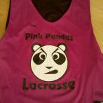 Pink Pandas Pinnies