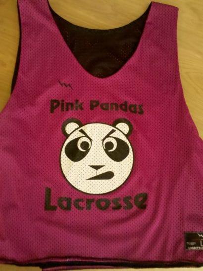 pink pandas lacrosse