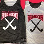 Black Field Hockey Pinnies