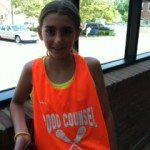 Girls Lacrosse Camp Pinnies