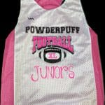 Juniors Powder Puff Pinnies