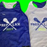 Prep Lax 2012 Racerbacks Pinnies