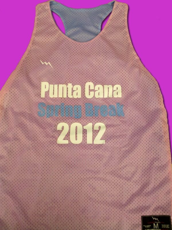 punta cana pinnies
