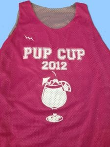 Pup Cup Pinnies