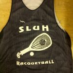 SLUH Racquetball Pinnies