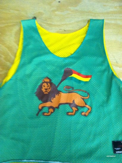 rasta pinnies
