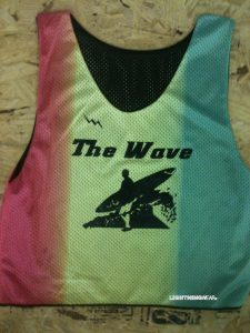Rasta Reversible Jerseys