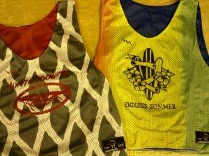 Boca Raton Lacrosse Pinnies