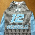 Sublimated Racerback Reversible Jerseys