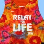 Relay Life Pinnies