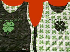 Shamrock Reversible Jerseys