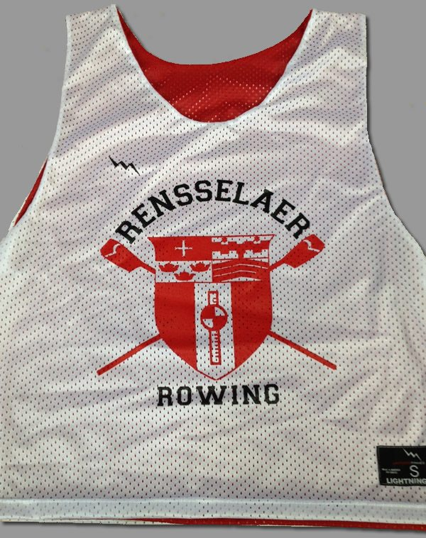 rensselaer rowing pinnies