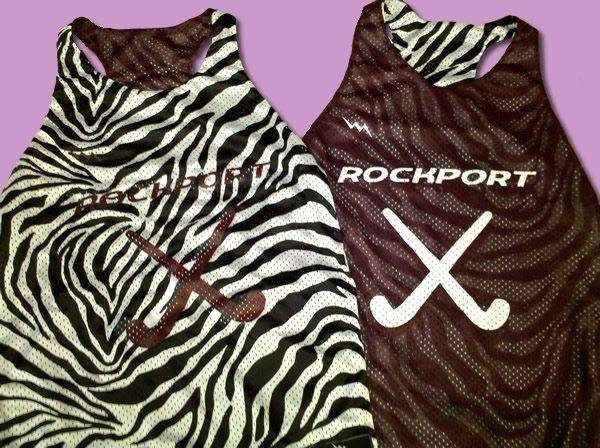 rockport field hockey pinnies