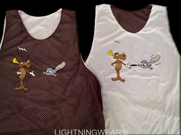 rocky and bullwinkle pinnies