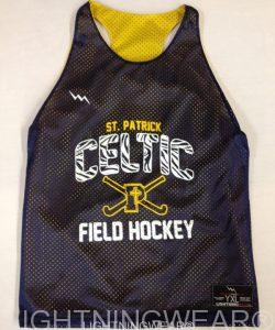 High School Field Hockey Pinnies