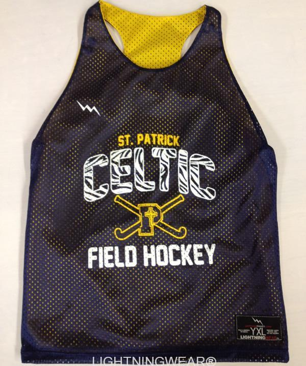saint patrick celtic field hockey pinnies