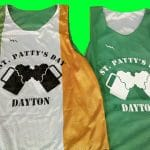 Saint Pattys Day Pinnies