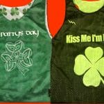 Saint Pattys Day Reversibles