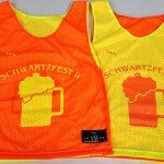 Fluorescent Lax Pinnies