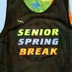Senior Spring Break Pinnies