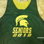 Seniors 2012 Pinnies