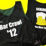 Seniors Bar Crawl Pinnies