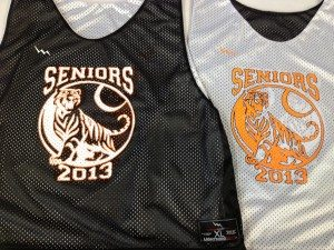 Seniors Reversible Jerseys
