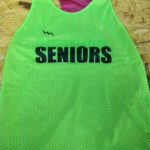 Seniors Womens Pinnies