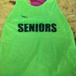 Seniors Womens Pinnies